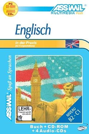 Englisch in der Praxis - Multimedia-PLUS. Lehrbuch mit 4 Audio-CDs + CD-ROM