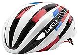 GIRO(ジロ) 自転車 ヘルメット SYNTHE シンセ White/Red/Blue ホワイト×レッド×ブルー L 7058691