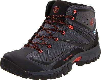 Timberland Men's Radler Trail Mid Lite Hiking Boot,Black,7.5 M US