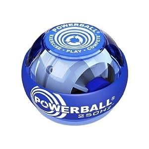 Powerball 250 Hz Regular - Pelota para tratar el síndrome del túnel carpiano azul azul Talla:n/a