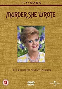 Murder She Wrote - Season 7 [DVD]