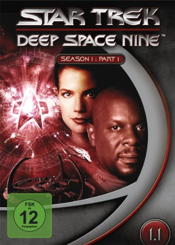 Star Trek - Deep Space Nine Season 1.1 (3 DVDs)