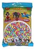 Hama 3000 Beads Pastel Mix (Midi Beads)