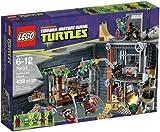 LEGO Ninja Turtles Turtle Lair Attack 79103