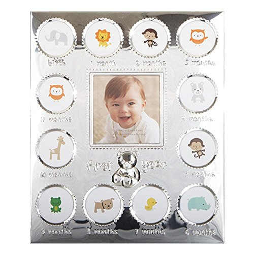 Carter's Child of Mine 1st Year Silver Photo Frame - 1