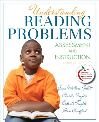 Understanding Reading Problems: Assessment and Instruction (8th...