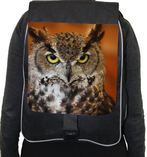 Rikki Knighttm Barn Owl Close-Up Back Pack