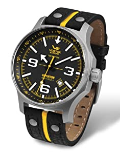 Vostok-Europe Men's NH35A/5655196 Japanese Automatic Quick Set Date Watch