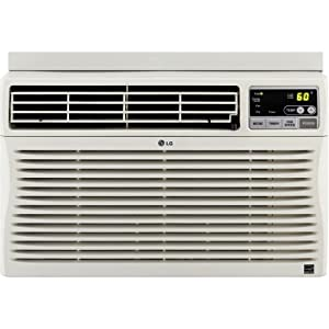 LG  LW1212ER 12,000 BTU Window-Mounted Air Conditioner with Remote Control (115 volts)