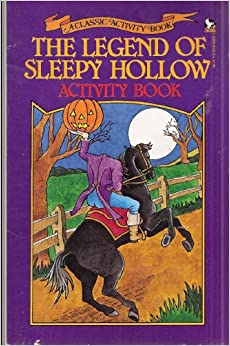 The Legend of Sleepy Hollow with Washington Irving