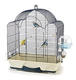 Cage à oiseaux design 64 x 38 x 73 cm