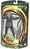 "The Lord of The Rings Year 2001 "" The Fellowship of The Ring"" Series 7 Inch Tall Action Figure - Legolas with Dagger-Slashing (2 Daggers) and Arrow-Launching Actions (1 Bow and 4 Arrows)"