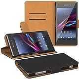 PREMIUM - Book-Style Case für - Sony Xperia Z Ultra -