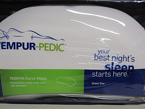Great Deal! Tempur-Curve Pillow Queen