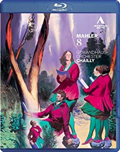 Mahler: Symphonie Nr. 8 [Blu-ray]
