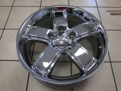 05-11 DODGE DAKOTA CHROME WHEEL 20 X 8 MOPAR