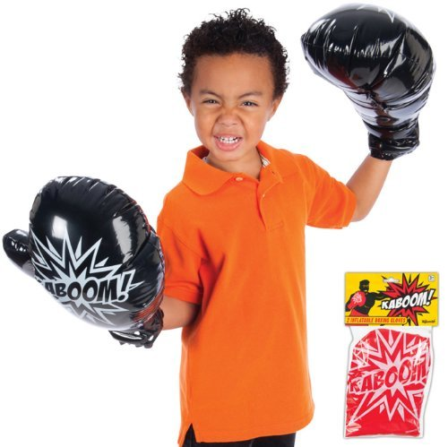 Toysmith Kaboom Boxing Gloves - 1