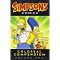 The Simpsons - Colossal Compendium Volume One