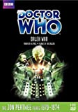 Doctor Who - Dalek War: Frontier in Space & Planet of the Daleks