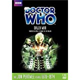 Doctor Who: Dalek War, Stories 67-68 (Frontier in Space / Planet of the Daleks) ~ Jon Pertwee