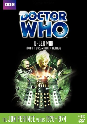 Doctor Who: Frontier in Space/Planet of the Daleks