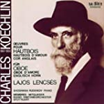 Charles Koechlin: Works for Oboe