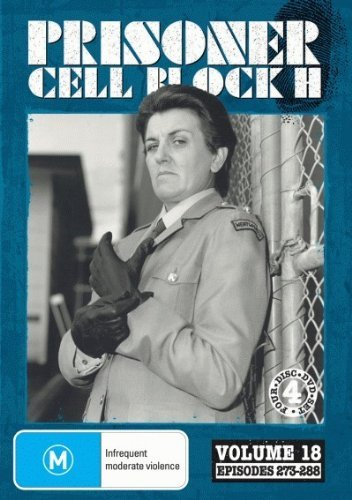 Prisoner: Cell Block H - Vol. 18 (Ep. 273-288) - 4-DVD Set ( Caged Women ) ( Women Behind Bars ) by Alan Hopgood
