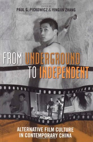 From Underground to Independent: Alternative Film Culture in Contemporary China (Asia/Pacific/Perspectives)
