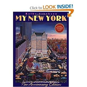 My New York: New Anniversary Edition Kathy Jakobsen