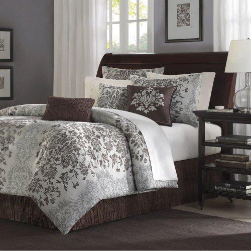 Cheap Cal King Comforter Sets Madison Park Carrington