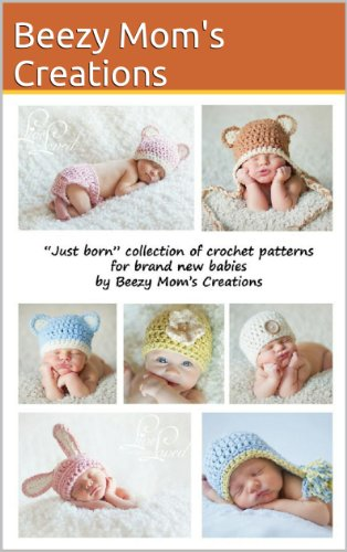 Crochet Newborn Hat Pattern front-1000290