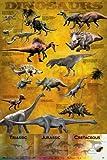 GB eye Ltd, Dinosaurs, Chart, Maxi Poster, (61x91.5cm) GN0392