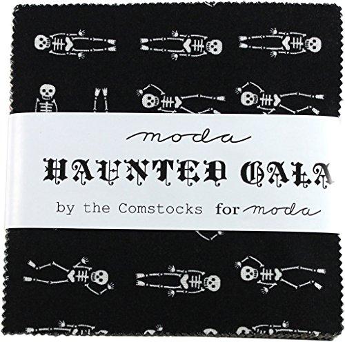 Haunted Gala Charm Pack (5