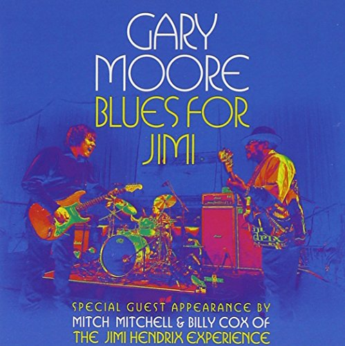 Gary Moore - Blues For Jimi: Live In London - Zortam Music