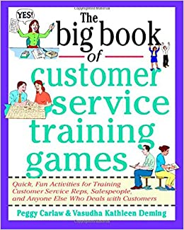 customer service office games