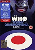 The Who - Quadrophenia & Tommy, Live [3 DVDs]