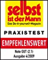5 L Garden sprayer - Gloria Pressure Sprayer Hobby Exclusiv by GLORIA Haus- und Gartengeräte GmbH
