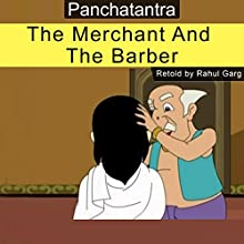 The Merchant and the Barber Audiobook by Rahul Garg Narrated by David Van Der Molen
