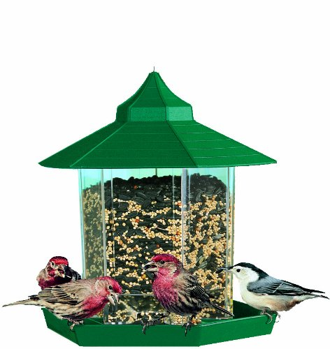 Perky-Pet Hf92 Gazebo Wild Bird Feeder
