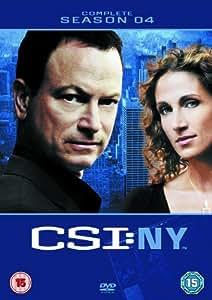 CSI: New York - Complete Season 4 [DVD]