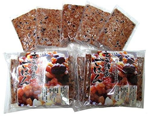 3日寝かせ 発芽玄米酵素ごはん 15食 冷凍