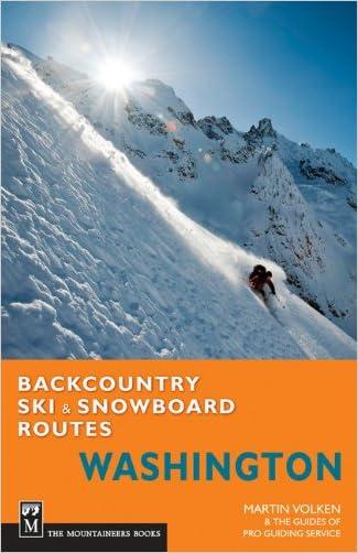Backcountry Ski and Snowboard Routes - Washington