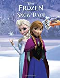 Snow Days! (Disney Frozen) (Reusable Sticker Book)