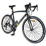 Merax 608XC 21 Speed 700C Aluminum Road Bike Racing Bicycle
