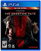 Metal Gear Solid V The Phantom Pain - PlayStation 4 Standard Edition