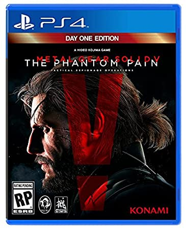 Metal Gear Solid V: The Phantom Pain - PS4 [Digital Code]