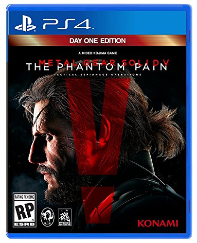 Metal Gear Solid V: The Phantom Pain - PS4 [Digital Code] (Metal Gear Ground Zeroes compare prices)