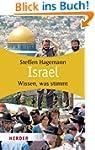 Israel: Wissen, was stimmt (HERDER sp...