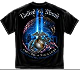 USMC United We Stand T-shirt Land of the Free
