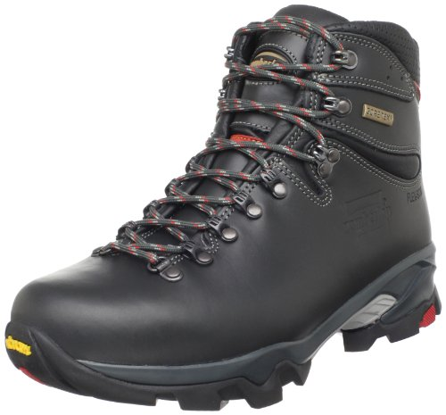 Zamberlan Men's 996 Vioz Gt Charcoal Walking Boot 996 Mns 12.5 UK